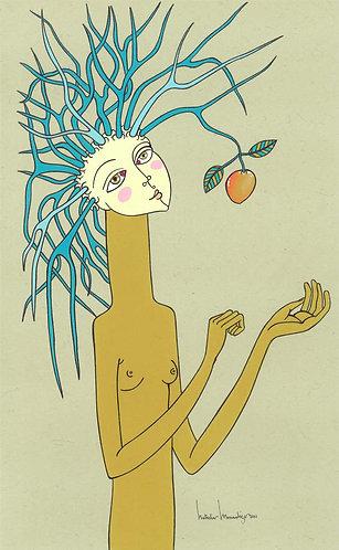 """She Shall Bear Fruit"" PRINT"