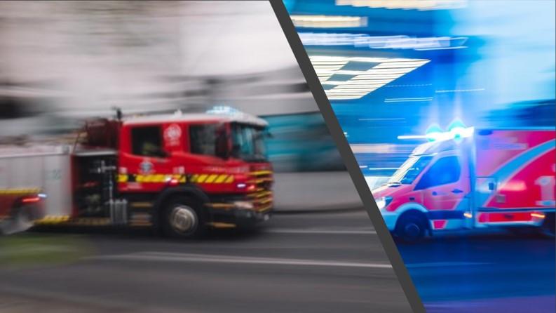 Emergency - Ambulances & Fire Trucks