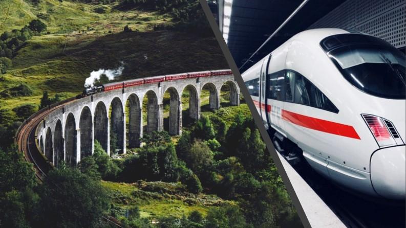 Rail & Trains
