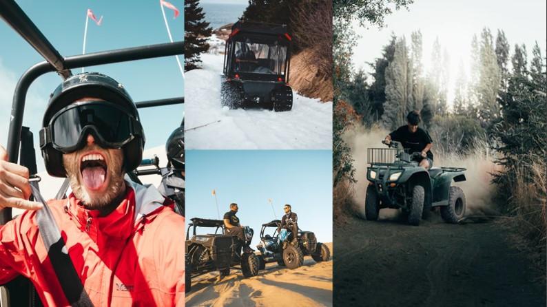 Off-Road Vehicles ATVs & UTVs