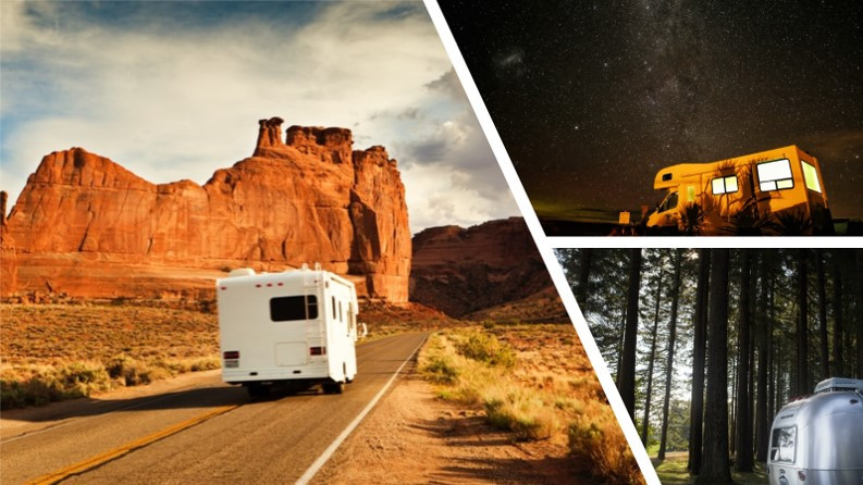 Recreation Vehicles & Towable Campers