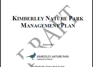 New draft KNP management plan