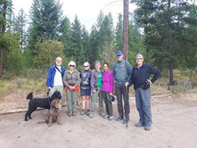 Weekly Gateway to Nature hikes a hit