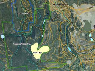 Williamson's Sapsucker Habitat Area