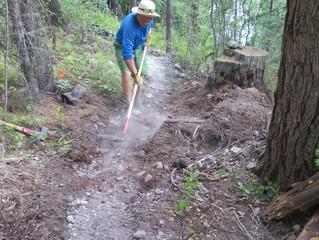 Trail Work 2017