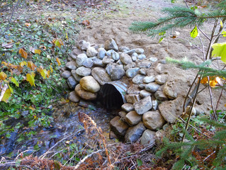 Repairs to the Army Road/Creek Trail Culvert