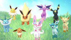 Eevee Nicknames for Pokemon GO