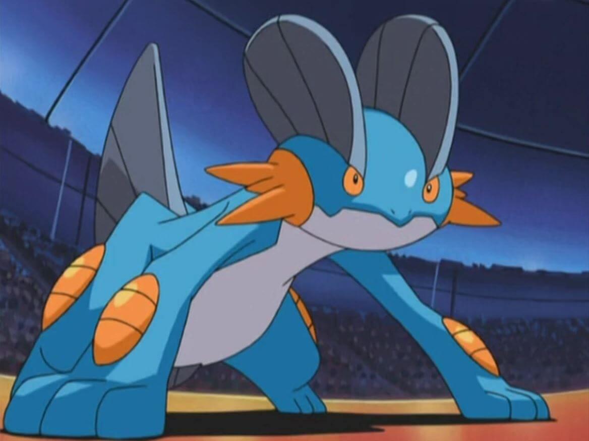 Top 10 Best Water Type Pokemon Ever | Slowpoke Tail