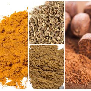 Dessert spices