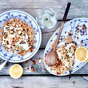 """Sayadiyeh """"fish and rice"""""""