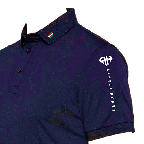 AH SOLID PERFORMANCE POLO SHIRTS