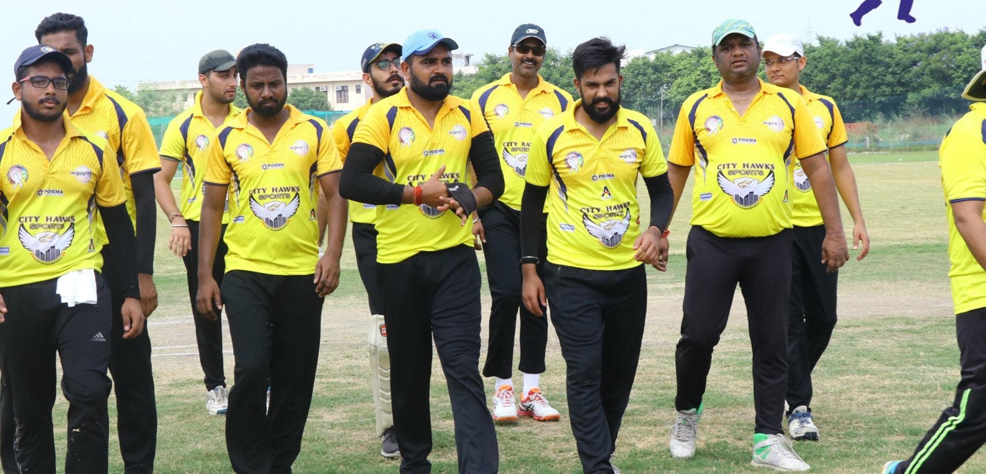 Corporate & Institutional Cricket