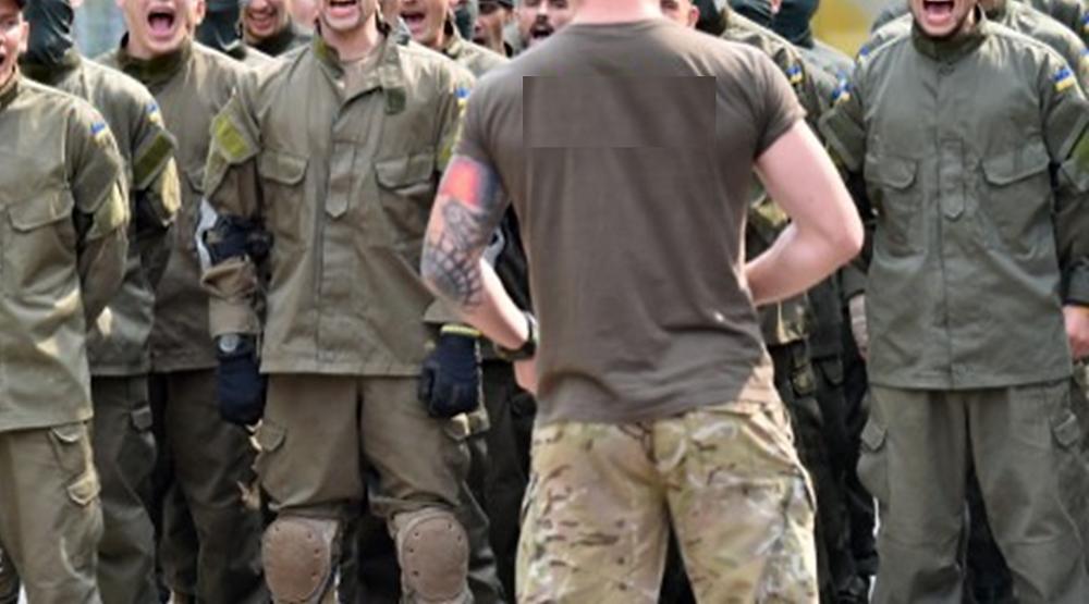 Military Crew Neck