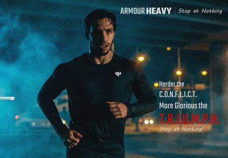 Armour Motivation