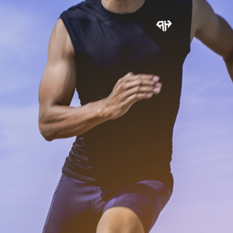 CLIMATE COOL RUNNING VEST