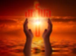 Jesus' Healing Hands