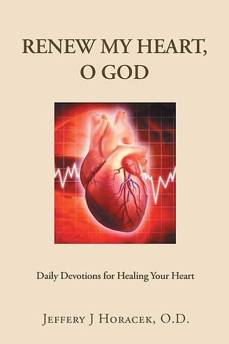 Book - Renew My Heart, O God