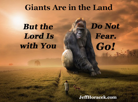 Giants Are in the Land