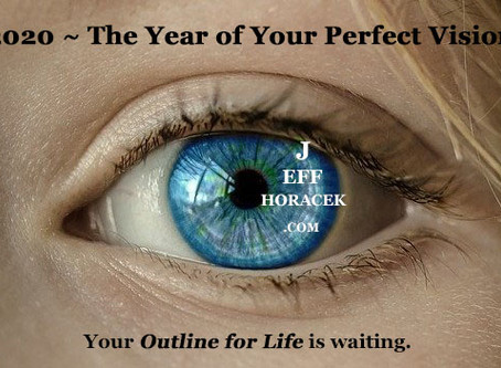 2020 ~ The Year of Your Perfect Vision