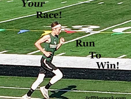 It's Your Race!