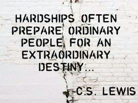 Your Extraordinary Destiny Awaits