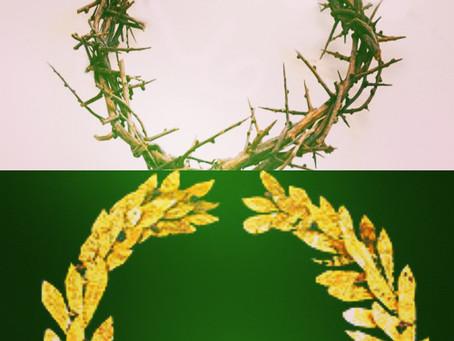 The Laurel Wreath Crown