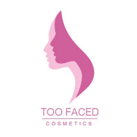 Too Faced Cosmetics Logo Redesign