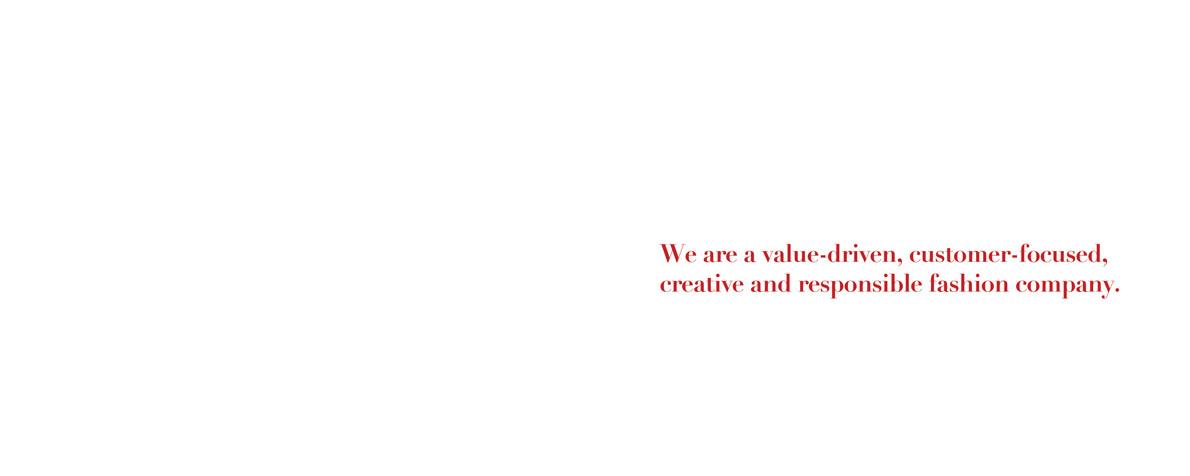 H&M CSR REPORT