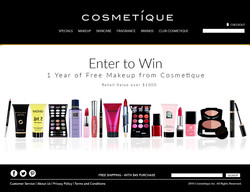 ENTER TO WIN WEBPAGE