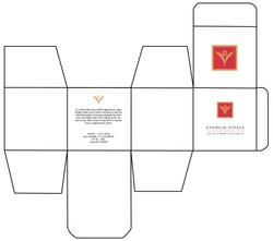 Enérgie Vitale Cream Packaging