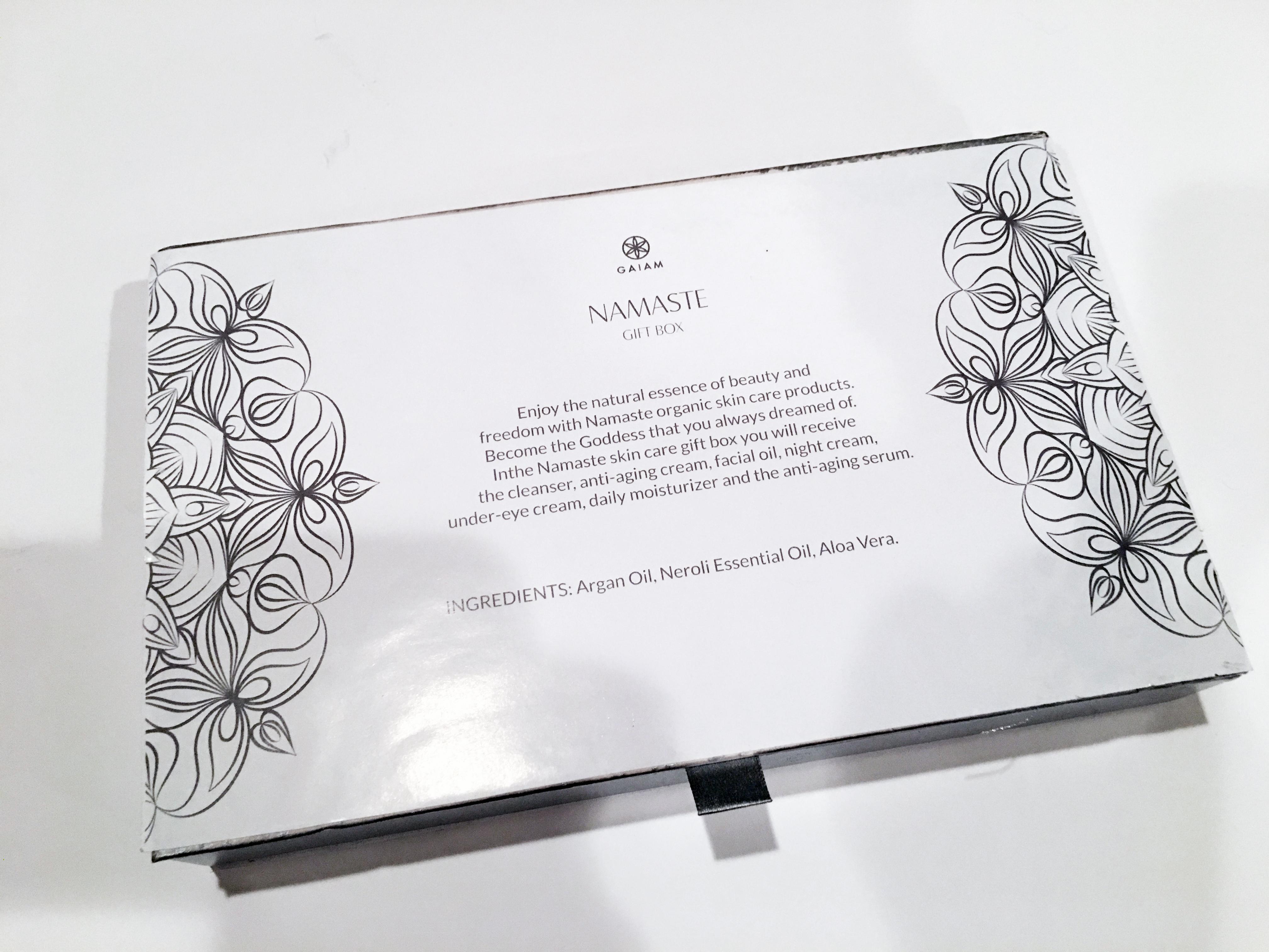 Namaste Cosmetics
