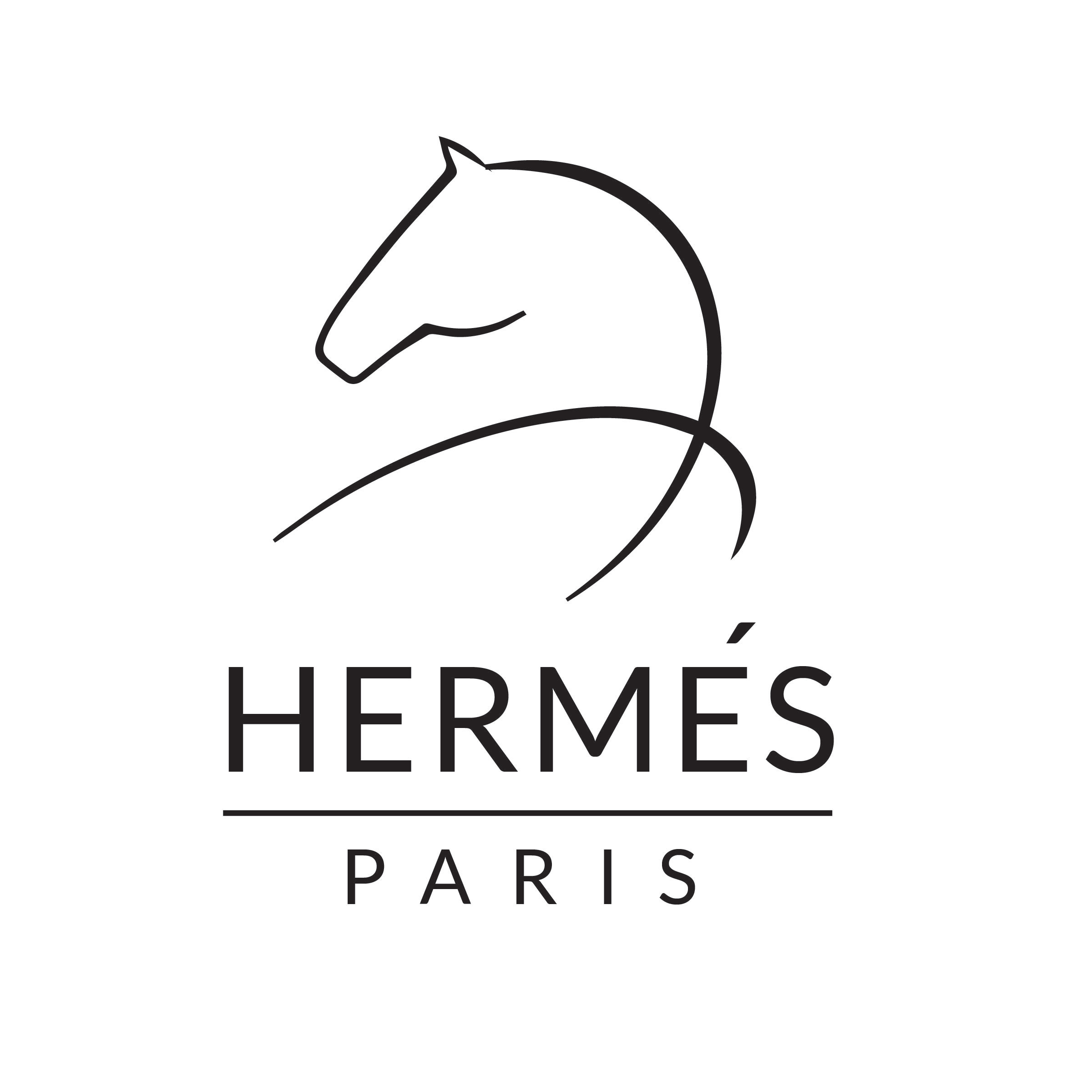 Hermés Paris Logo Redesign