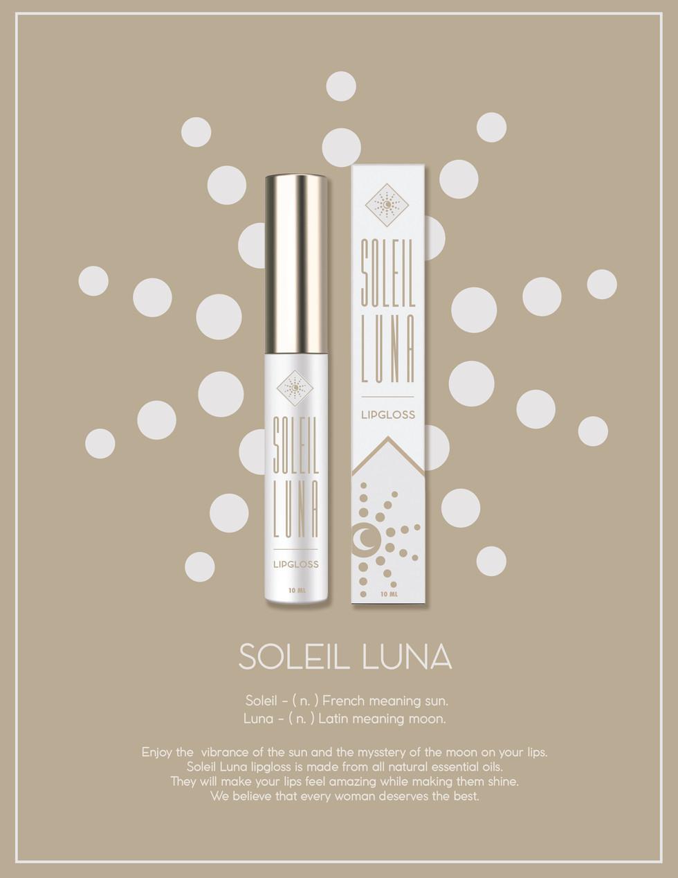 SOLEIL LUNA AD