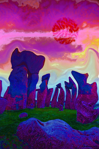 Stonehenge (Digital, 2008)