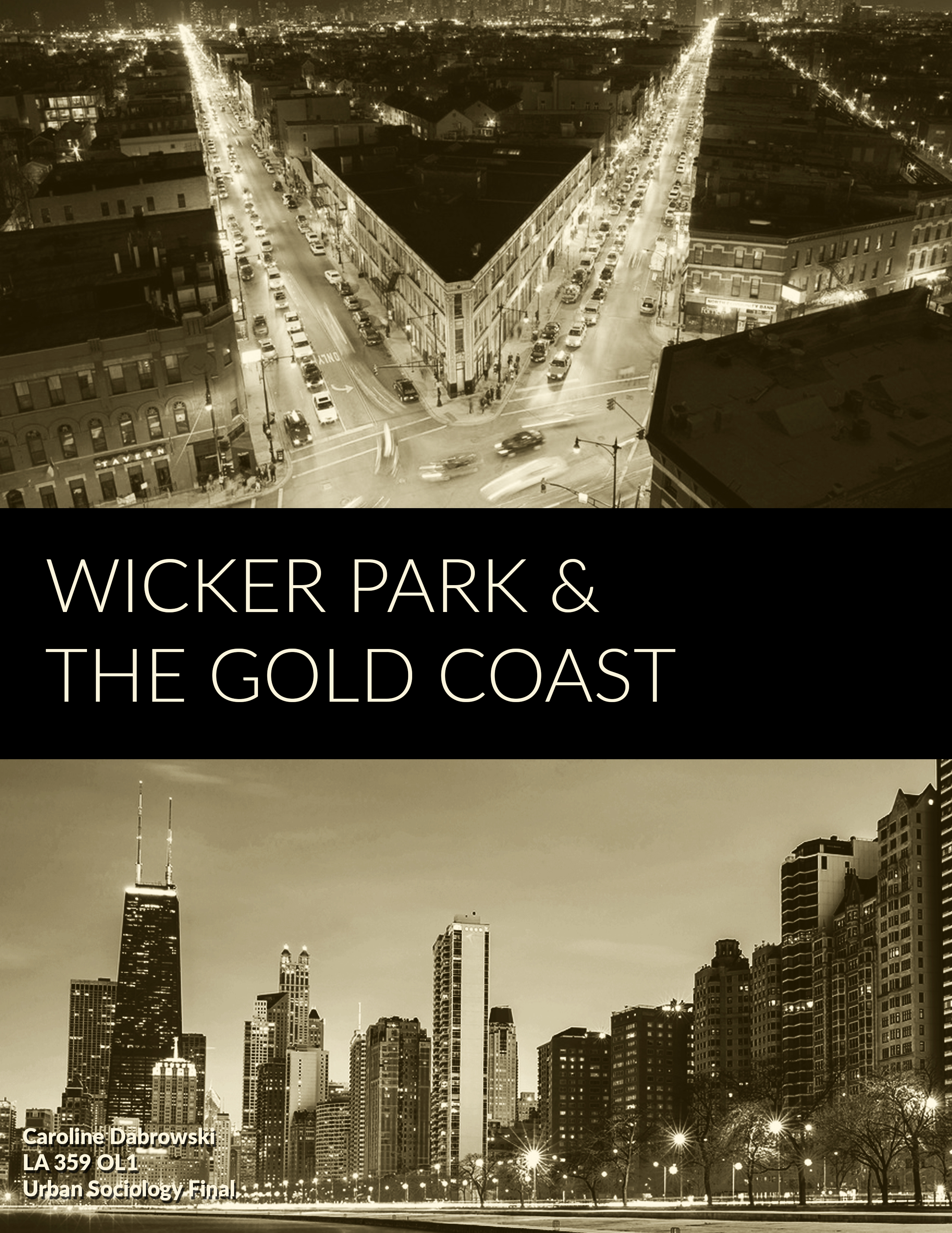 Wicker Park & Gold Coast Cover