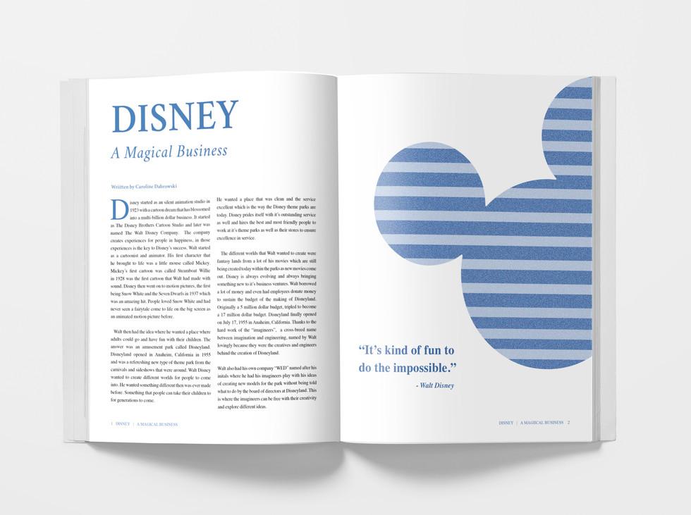 Disney Editorial