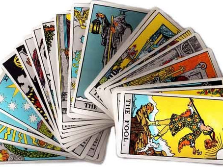 COACHING AND TAROT HAVE MORE IN COMMON THAN YOU MIGHT THINK