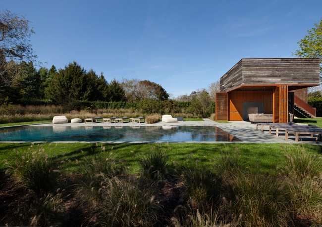2 east hampton pool & pool house by matt