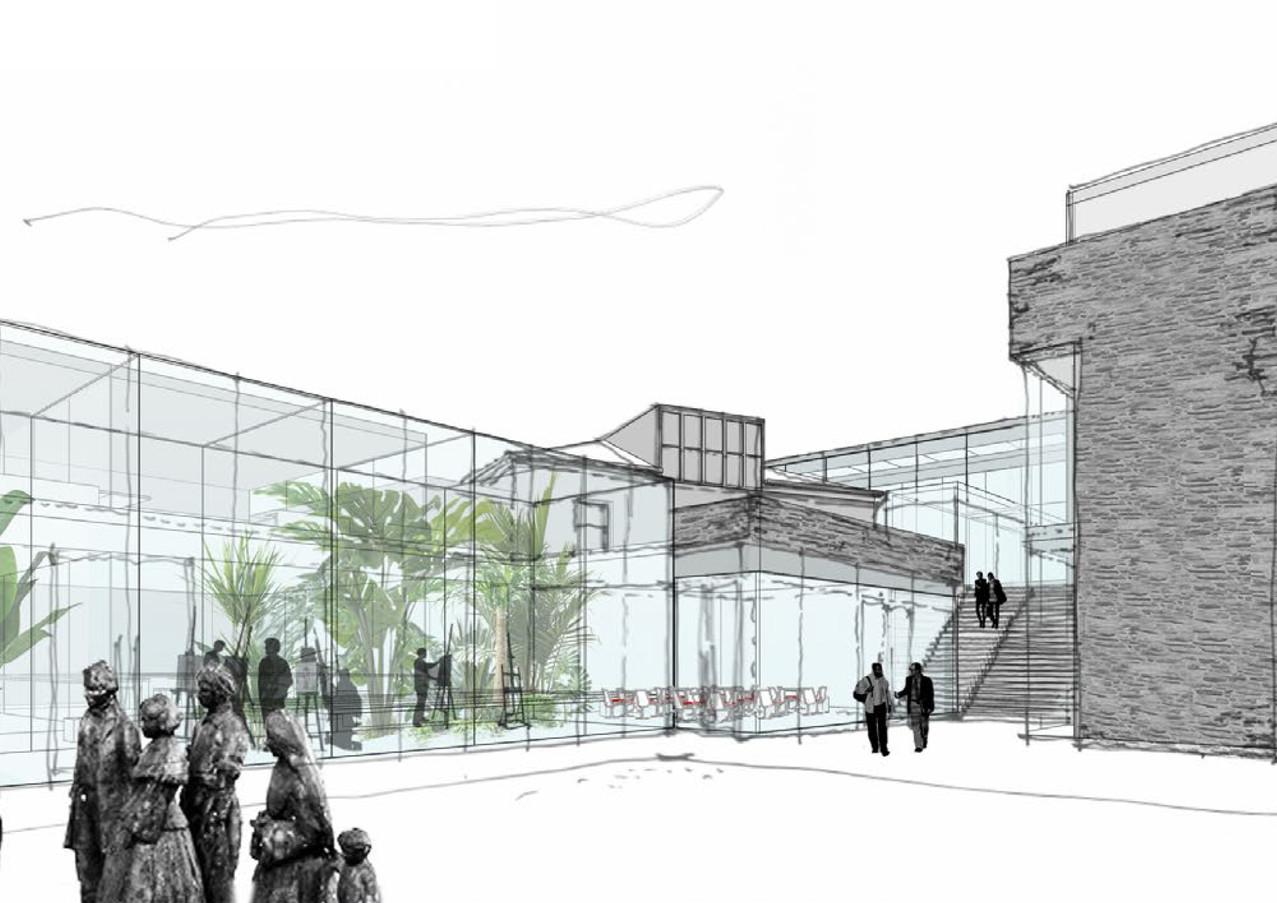 5 woodmere art museum master plan by mat