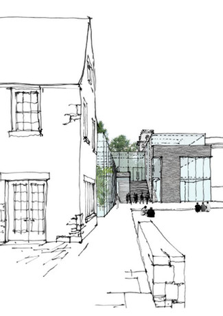 7 woodmere art museum master plan by mat