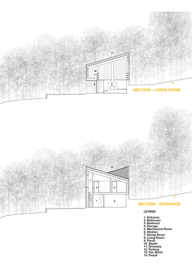 6 camp o house in catskills new york by