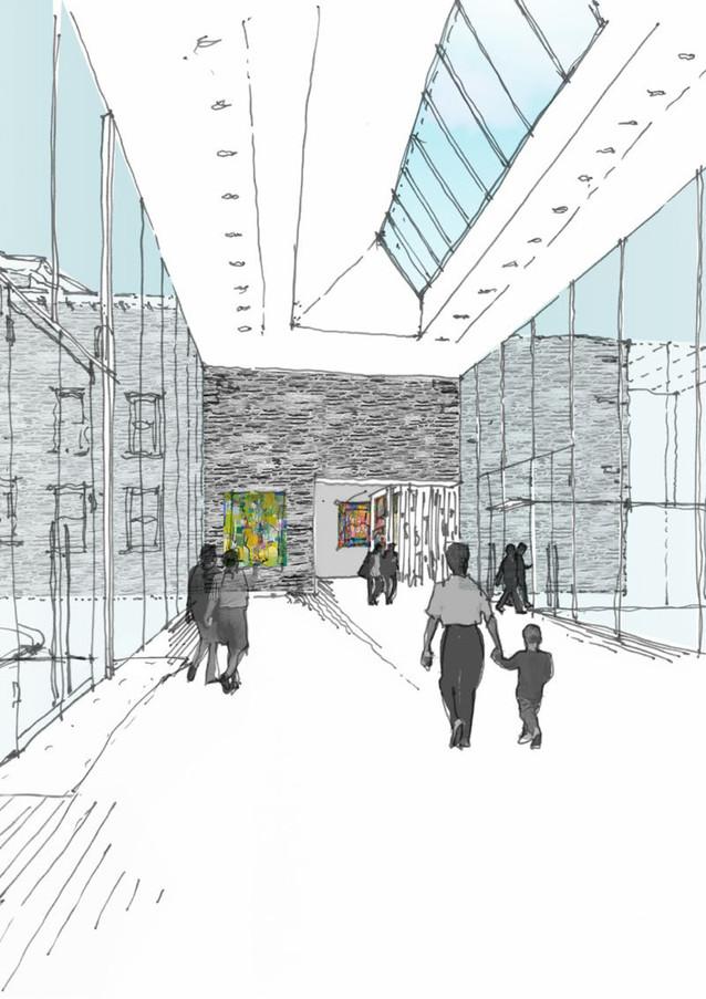 3 woodmere art museum master plan by mat