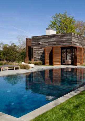 3 east hampton pool & pool house by matt