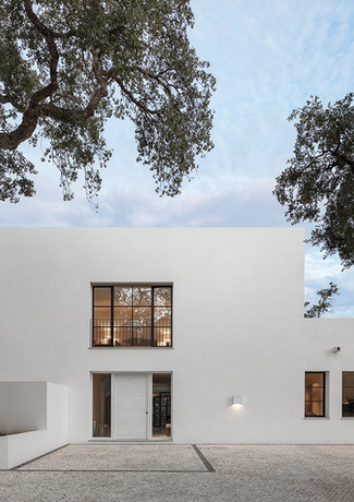 2 house among cork trees sotogrande spai