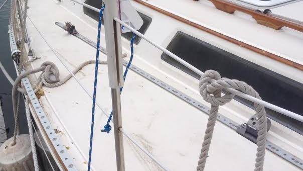 DLFender Sailboat Version