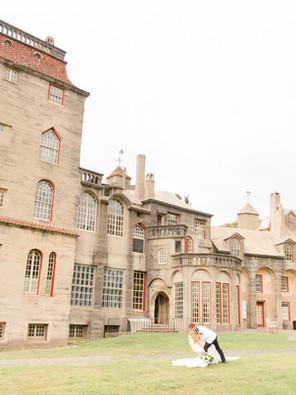 Magical Castle Wedding