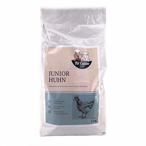 Trockenfutter Huhn Junior