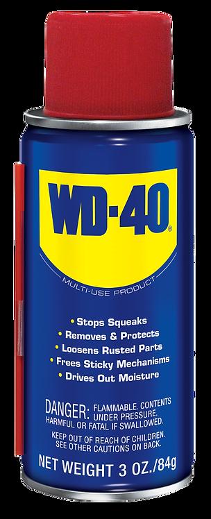 WD-40 3oz. all-purpose spray lubricant