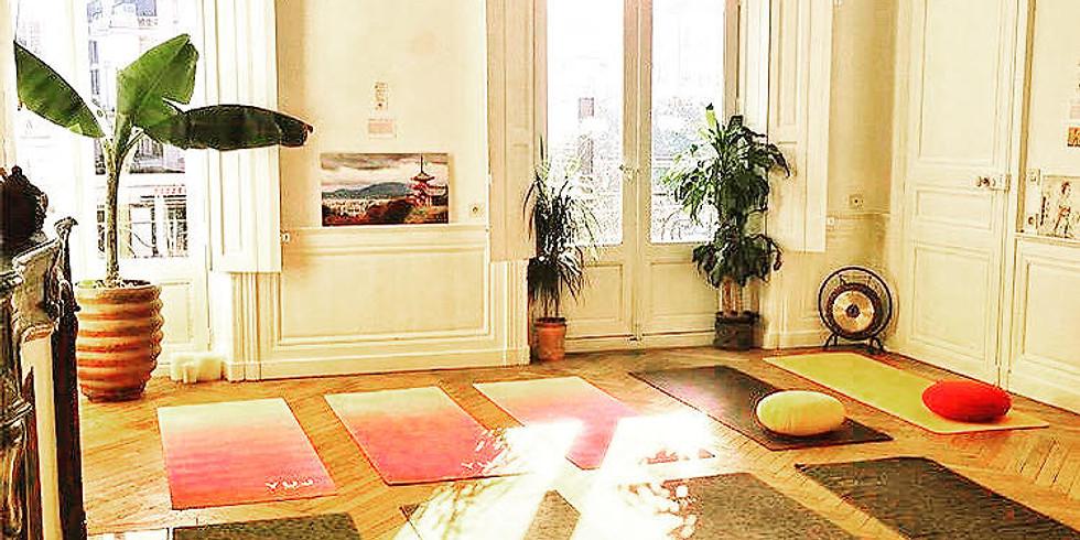 Cours méditation pour tous 3 jeudis par mois