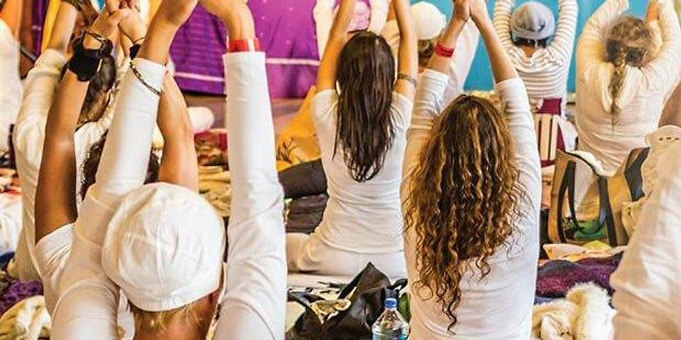 Pratique de Yoga Kundalini
